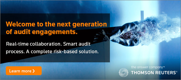 Welcome to the next generation of audit engagements. Real-time collaboration. Smart audit process. A complete risk-based solution. Learn more.