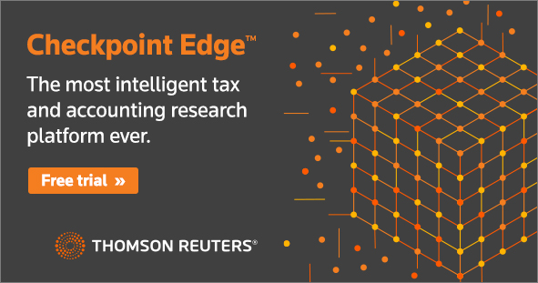 Thomson Reuters Backstage. Artificial intelligence meets tax. Watch now